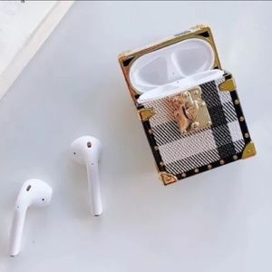 Accessories - Luxury Airpod Case for Airpods 1 and 2